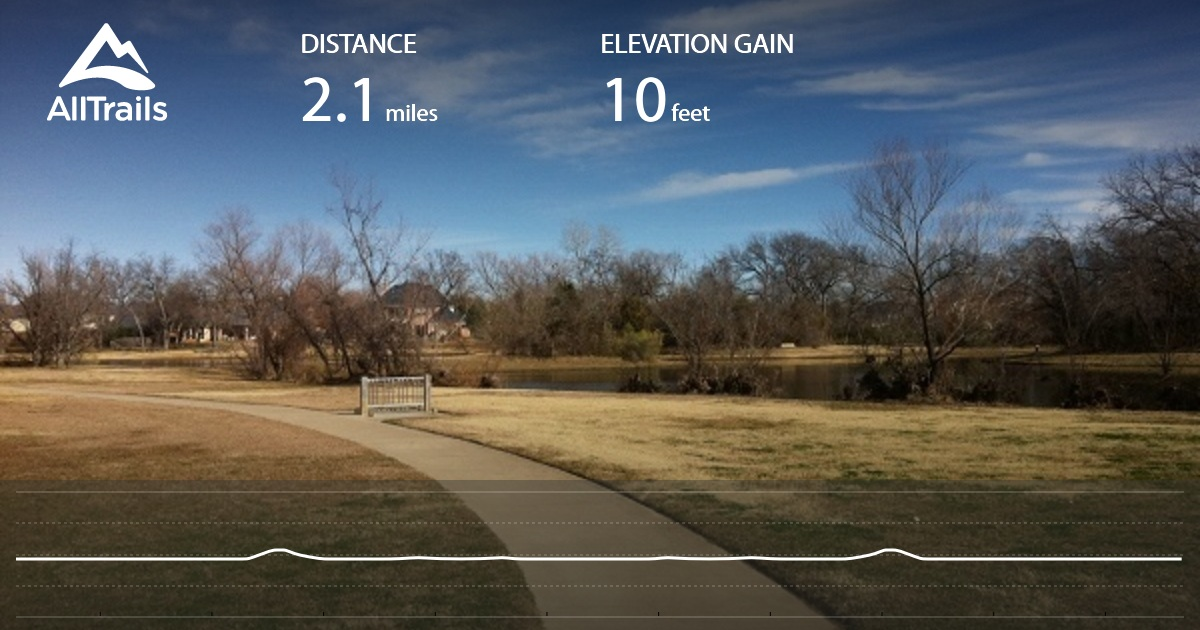 Colleyville Nature Center Trail
