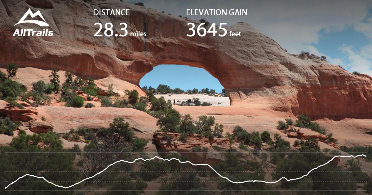 Image Result For Arches National Park Trail Map Pdf
