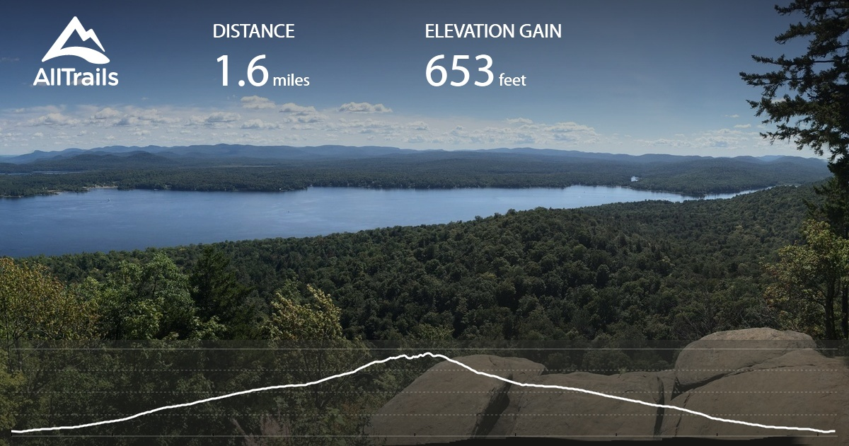 Echo Cliff via Panther Mountain Trail - New York   AllTrails