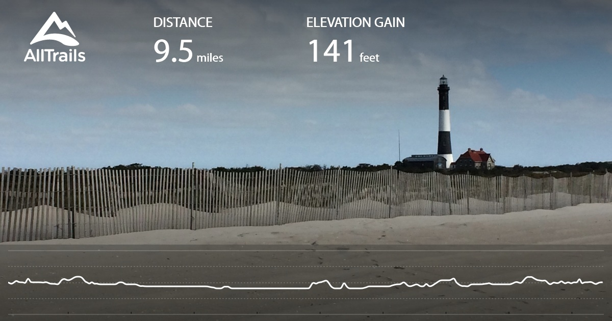 Robert Moses Beach Trail