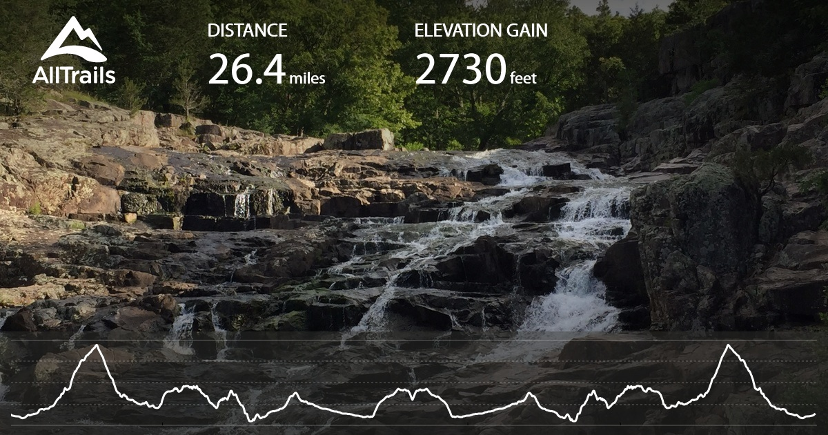 The Ozark Trail: Current River Section - Missouri | AllTrails