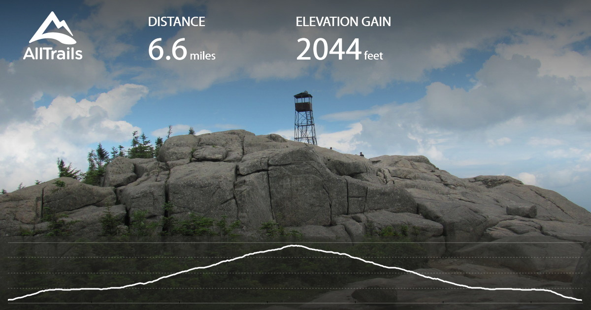Southern Phone Reviews >> Hurricane Mountain Trail Southern Approach - New York ...