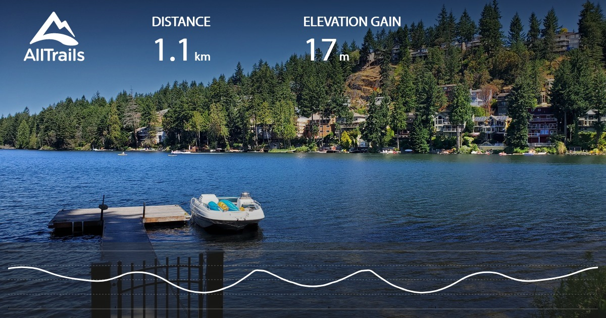 Map Of Loudon Canada Loudon Park and Trail Walkway   British Columbia, Canada | AllTrails