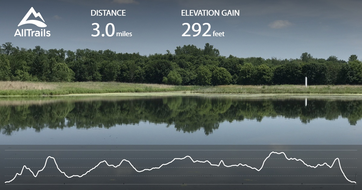 SIUE Nature Preserve Loop - Illinois | AllTrails on