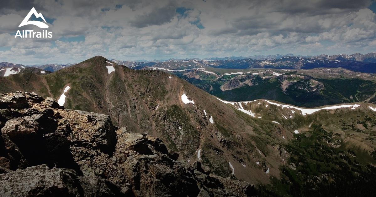 Colorado 13ers   List   AllTrails