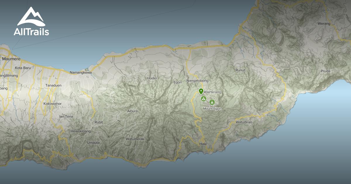 Best Trails Near Sikka East Nusa Tenggara Indonesia Alltrails