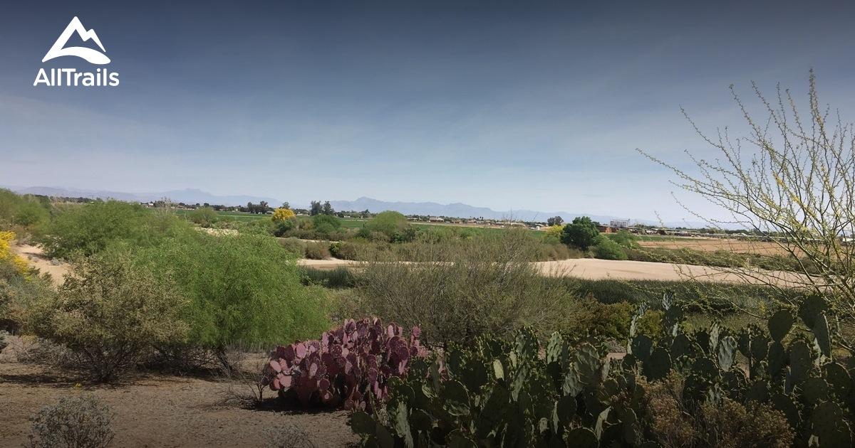 Best Trails near Chandler Arizona