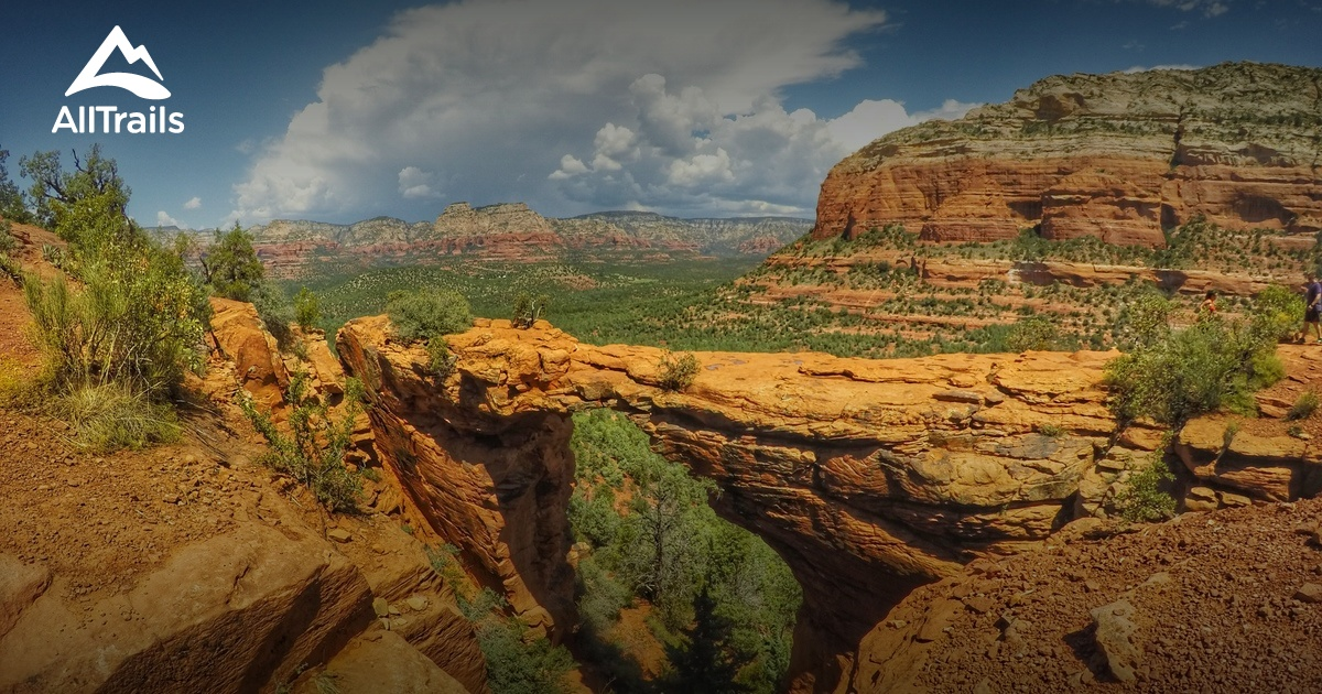 Best Trails Near Sedona Arizona Alltrails
