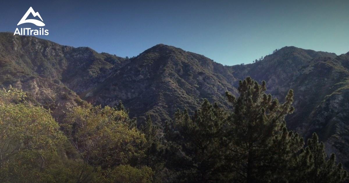 Ups Near My Location >> Best Trails near Altadena, California   AllTrails