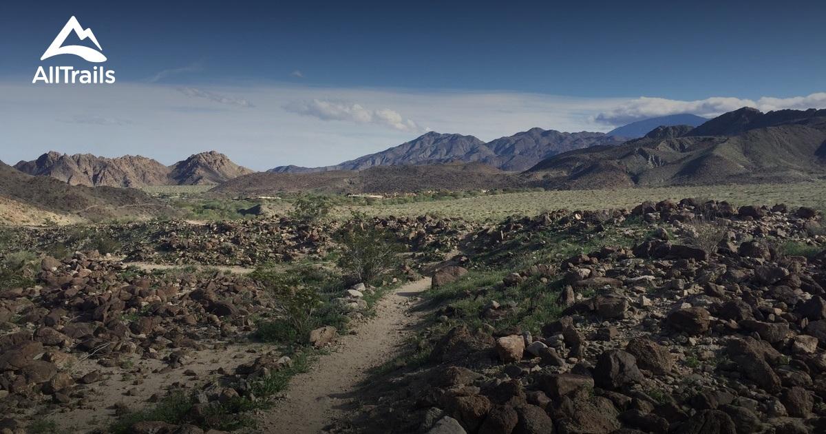 Best Trails near La Quinta California