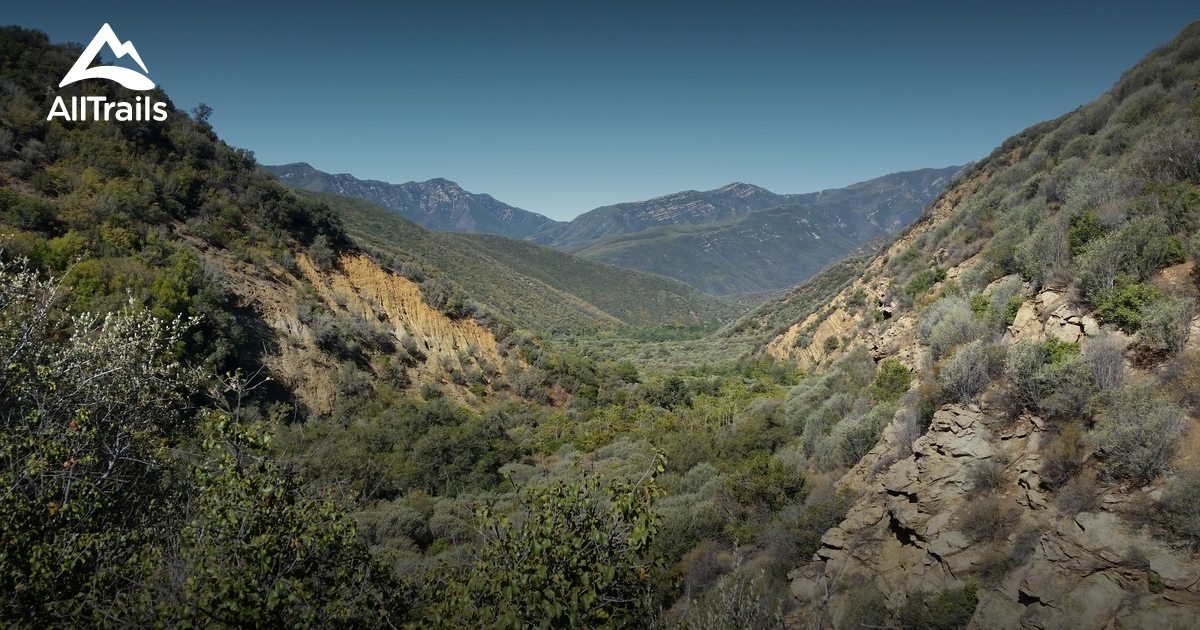 Kid Friendly Hike Ojai