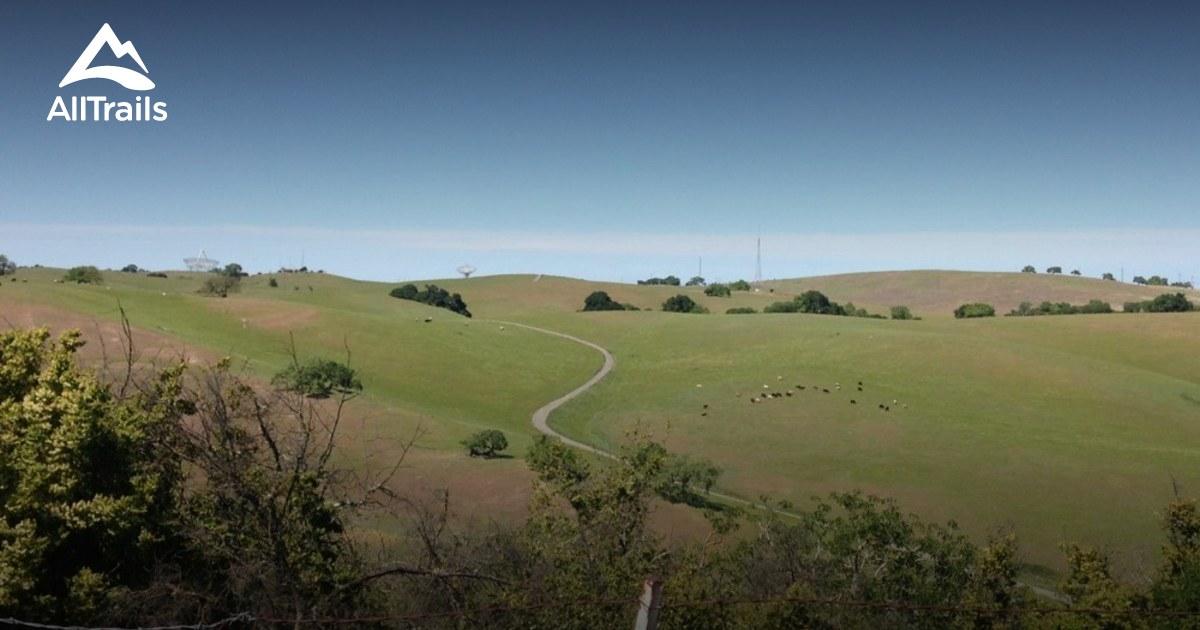 Best Trails near Palo Alto California