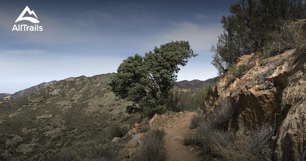Best Trails near Pine Valley, California | AllTrails