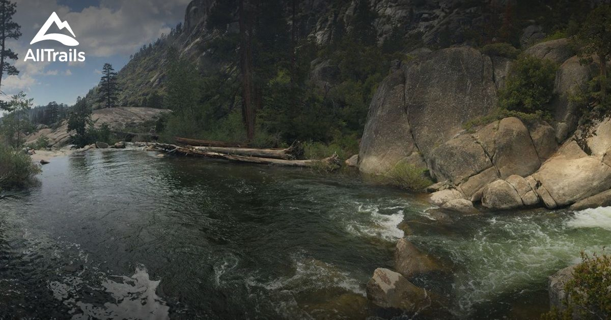Best Trails Near Pinecrest California 1183 Photos