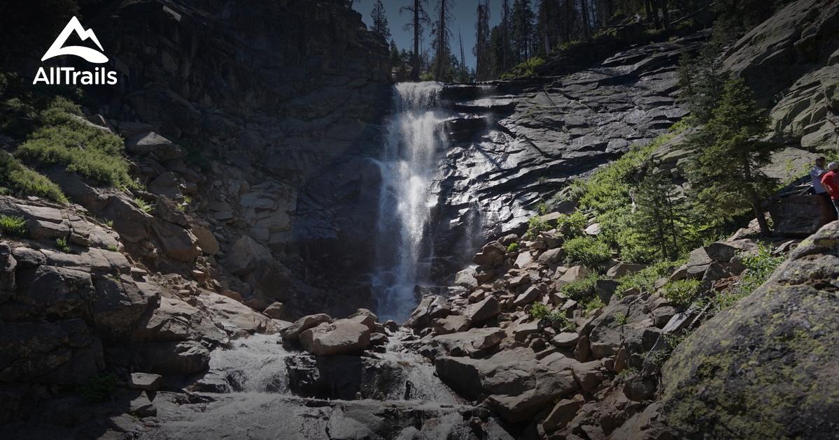 Best Trails Near Shaver Lake California Alltrails