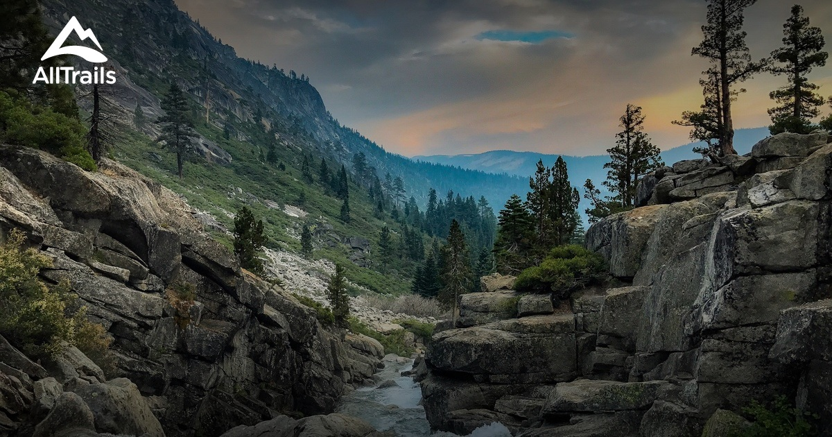 Best Trails Near Twin Bridges California Alltrails
