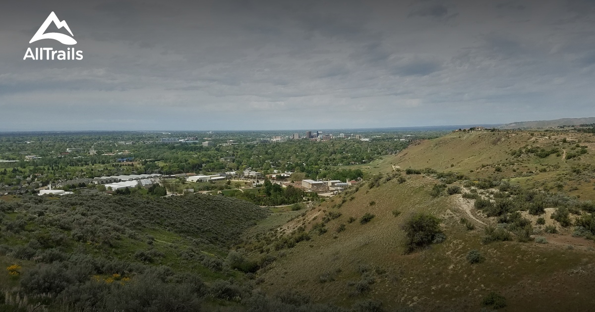 Best Trails Near Boise Idaho Alltrails