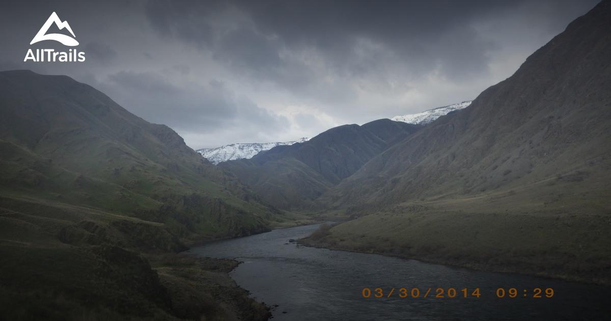 Best Trails Near White Bird Idaho Alltrails