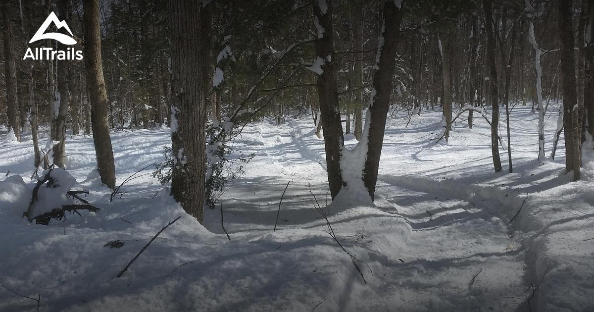 Best Trails Near New Gloucester Maine Alltrails