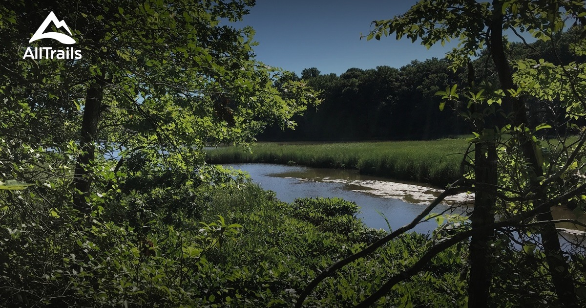 Best Trails near Annapolis Maryland