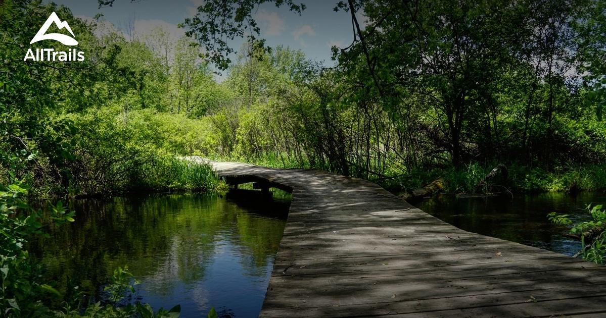 Novi  Michigan  Photos  Reviews for Hiking Biking Trail