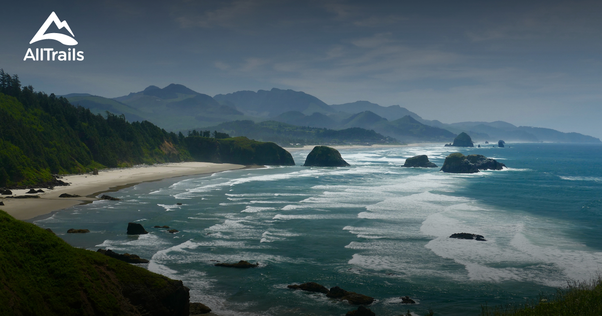 State Parks Cannon Beach Oregon