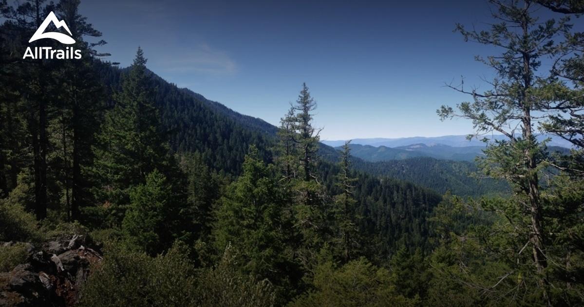 Best Trails Near Selma Oregon Alltrails