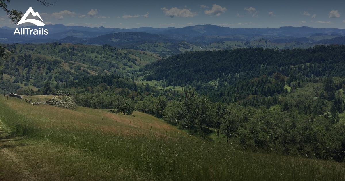 Best Trails near Sutherlin Oregon