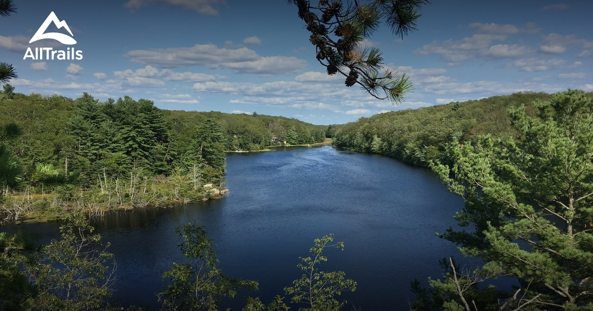 Ups Near My Location >> Best Trails near Hope Valley, Rhode Island | AllTrails