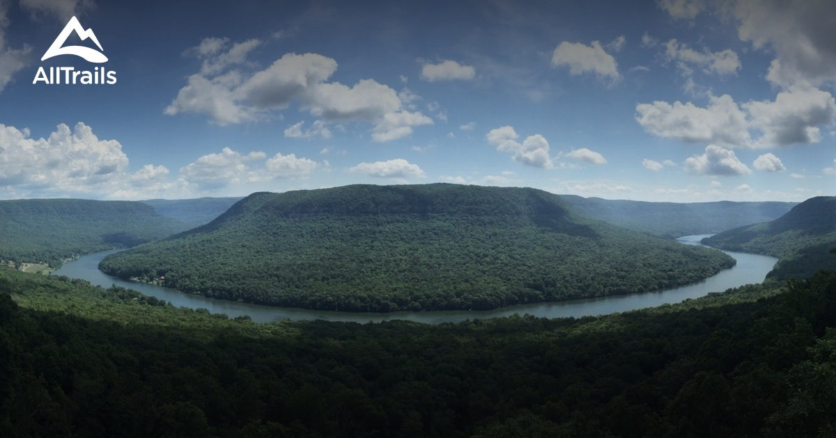 Best Trails near Chattanooga, Tennessee