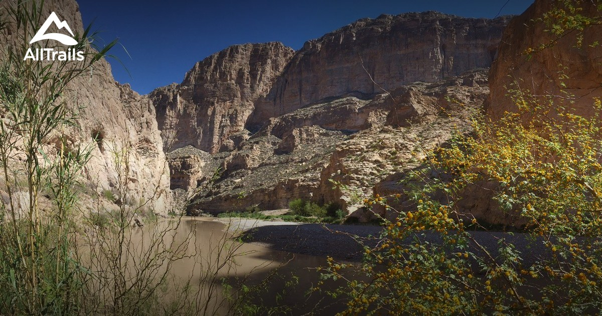 Best Trails Near Big Bend National Park Texas Alltrails