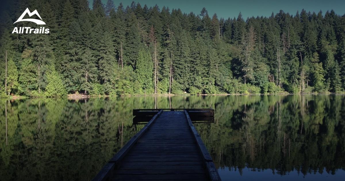 Best trails near battle ground washington for Battle ground lake fishing