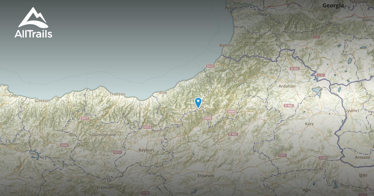 Best Trails in Rize Turkey AllTrails