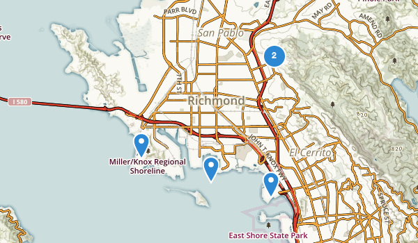 Every Single Trail in California, on One Map