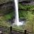 Picture of South Silver Falls at Silver Falls State Park