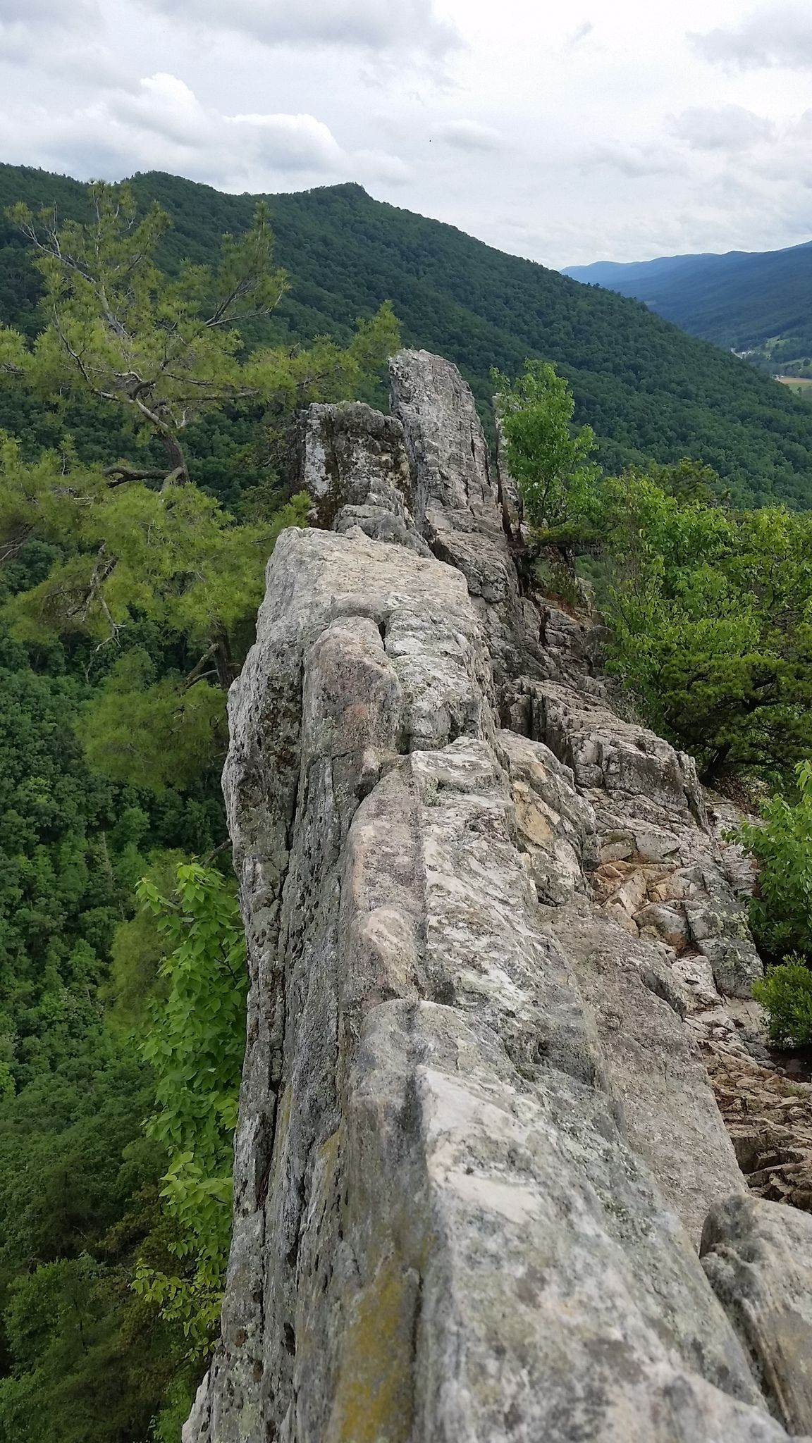 Spruce Knob Seneca Rocks National Recreation Area West