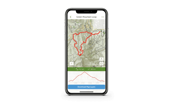 Outdoors Mobile Apps | AllTrails