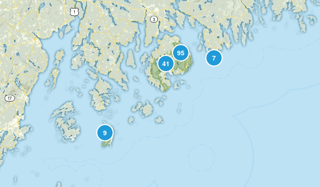 Best Trails in Acadia National Park | AllTrails