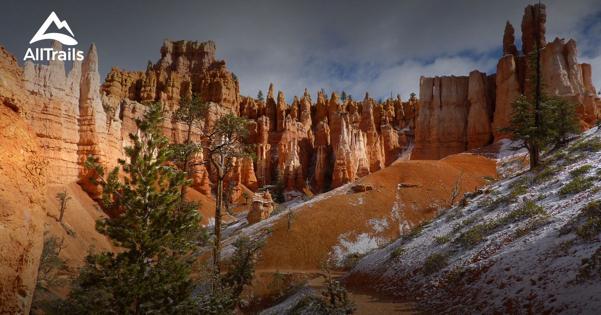 Best trails in bryce canyon national park 3482 photos for Cabine vicino a bryce canyon