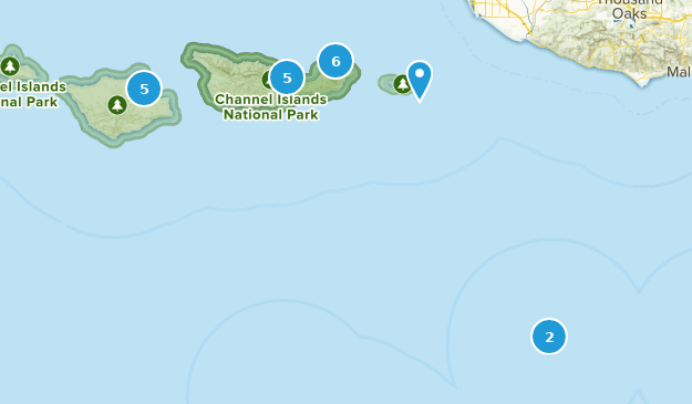Best Trails in Channel Islands National Park | AllTrails on