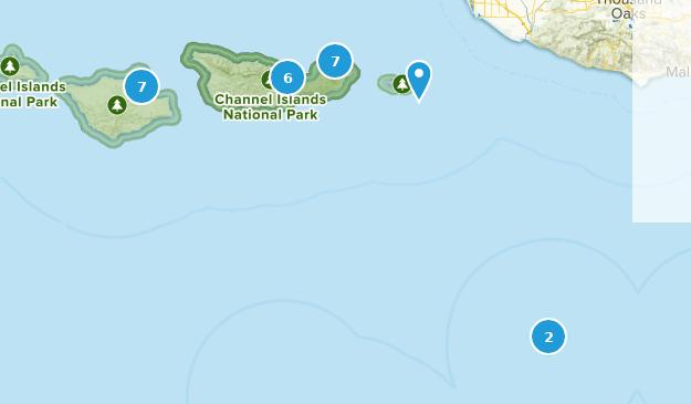 Beste Wege in Channel Islands National Park | AllTrails