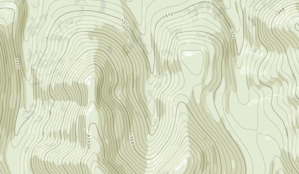 Kobuk Valley National Park Map