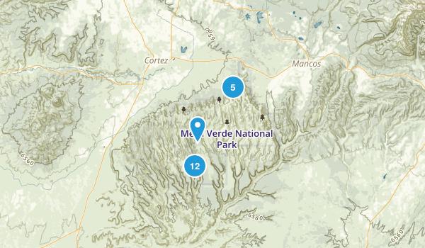 Best Trails in Mesa Verde National Park AllTrails