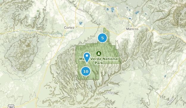 Beste Wege in Mesa Verde National Park | AllTrails