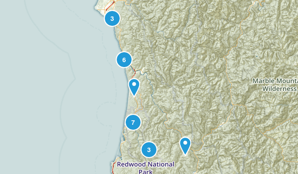 Best Trails in Redwood National and State Parks AllTrails