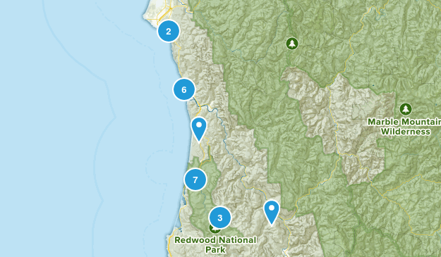 Best Trails in Redwood National and State Parks | AllTrails