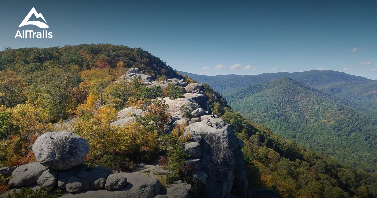 Best Trails In Shenandoah National Park 6944 Photos