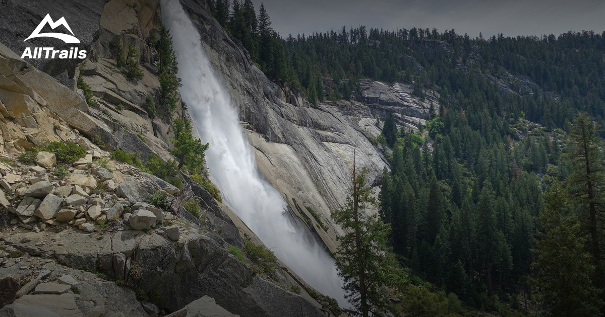 Best Trails In Yosemite National Park Alltrails Com
