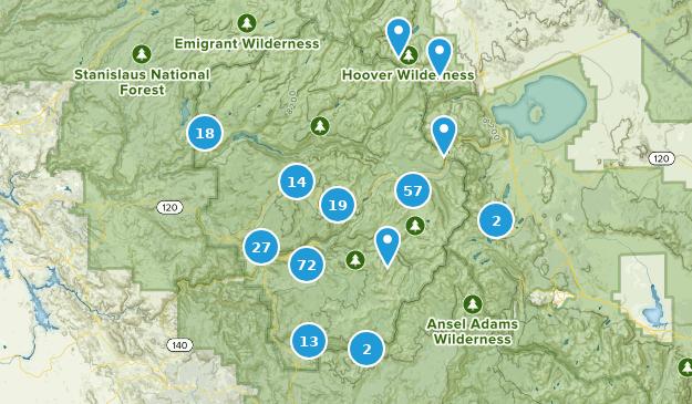 Best Trails in Yosemite National Park | AllTrails