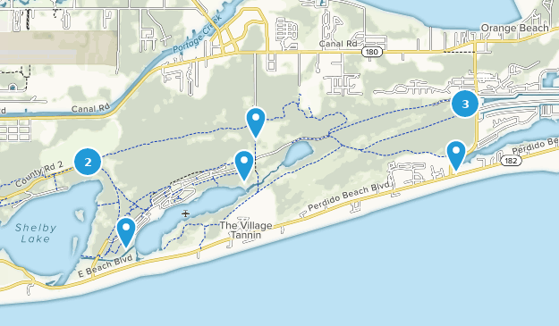 Gulf State Park Map Best Trails in Gulf State Park   Alabama | AllTrails